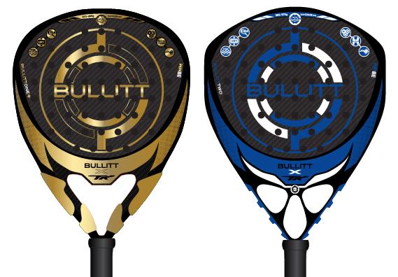 Bullitt Padel Racket